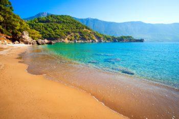 holiday turkey beach