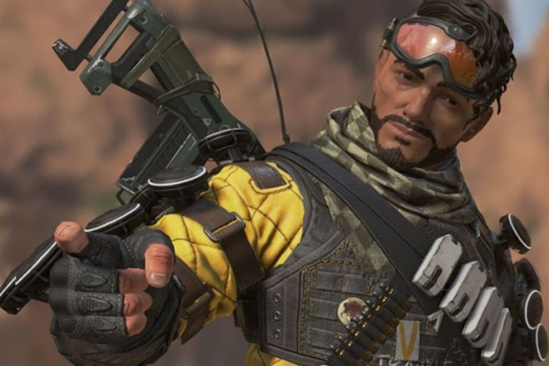 game of Apex Legends