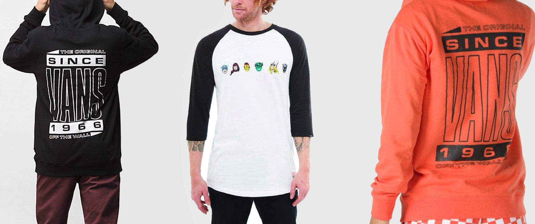 LEONYX branded T-shirts