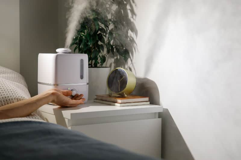 bedroom humidifier