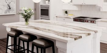 black cambria quartz countertops